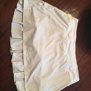 Lulu Lemon tennis skirt, size 10